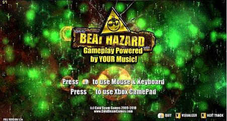 危险节奏(Beat Hazard)中文硬盘版截图0
