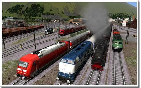 铁路工厂2010汉化硬盘版截图1