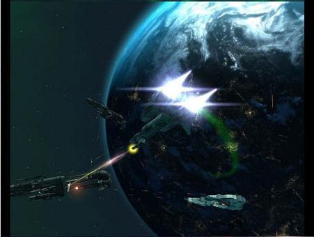 星际之狼3:内战截图2