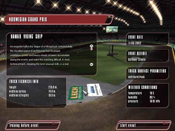 国际摩联格兰披治大赛截图2