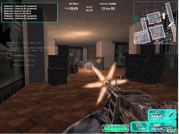 终结者3(魔鬼终结者3)(TERMINATOR 3 WAR OF THE MACHINES)机器战争完美版截图0