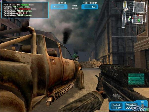 终结者3(魔鬼终结者3)(TERMINATOR 3 WAR OF THE MACHINES)机器战争完美版截图1