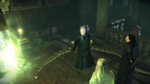哈利波特与死亡圣器:第一部(Harry Potter and the Deathly Hallows, Part 1)英文完整硬盘版截图1