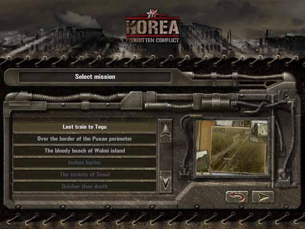 朝鲜:被遗忘的战争截图3