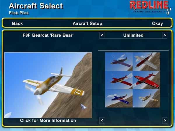 红线:极限飞行竞速2截图3
