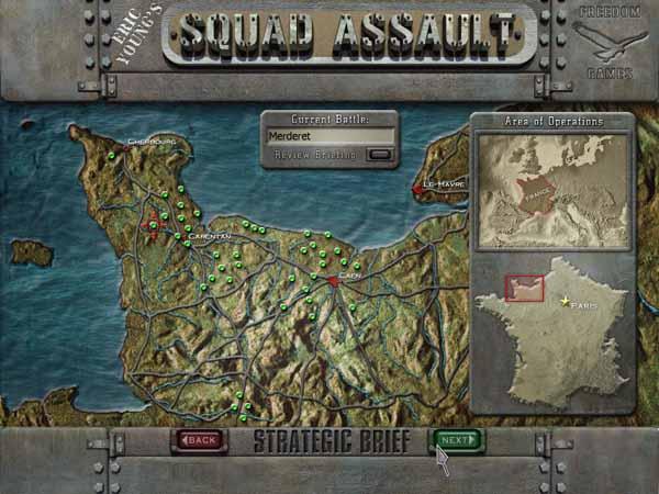 团队攻击:西线截图2
