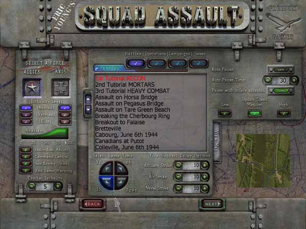 团队攻击:西线截图1