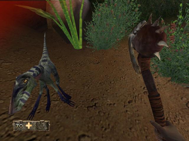 恐龙猎人:进化截图1