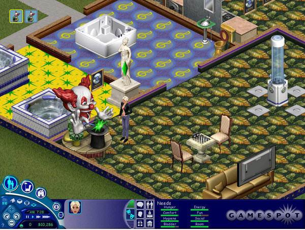 模拟人生:魔法天地中文硬盘版截图2