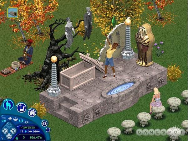 模拟人生:魔法天地中文硬盘版截图3