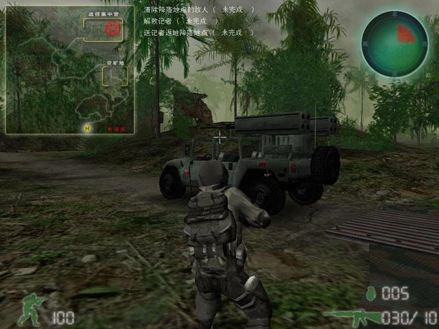 重返狼穴3:悍马攻击中文免安装版截图1