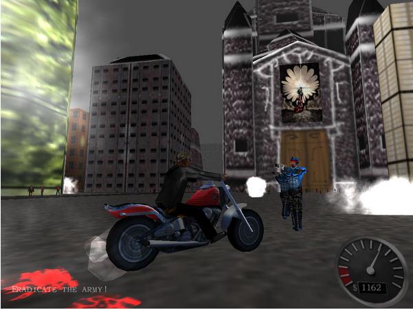 血腥摩托车2截图2