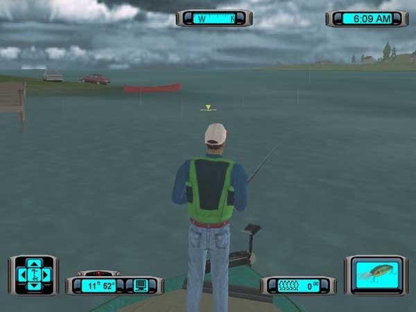 专业钓鱼大赛2003截图1