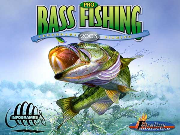 专业钓鱼大赛2003截图3