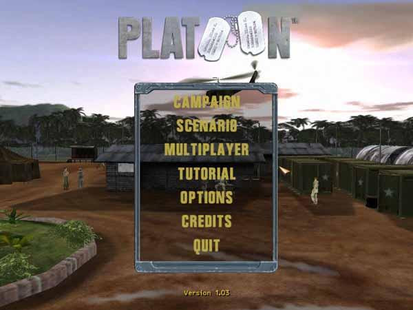 野战排(PLATOON)中文硬盘版截图0