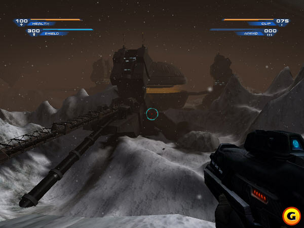 虚幻2:觉醒(Unreal 2:The Awakening)简体中文硬盘版截图2