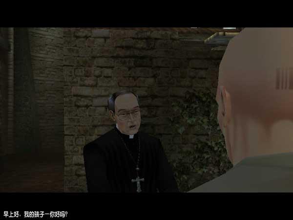 终极杀手2(Hitman 2)中文硬盘版截图2