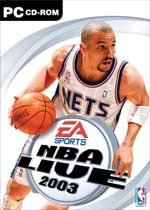 劲爆美国职业篮球2003