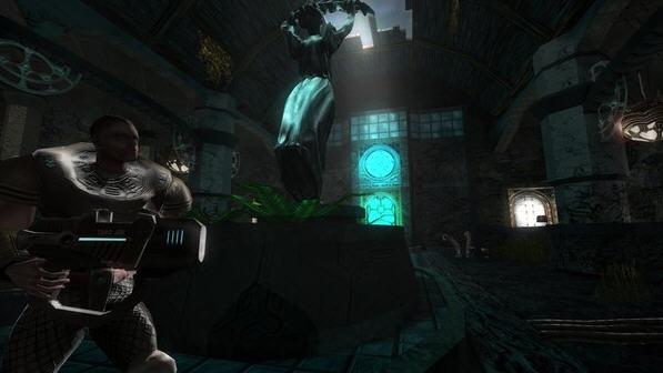 外星人竞技场2011截图2