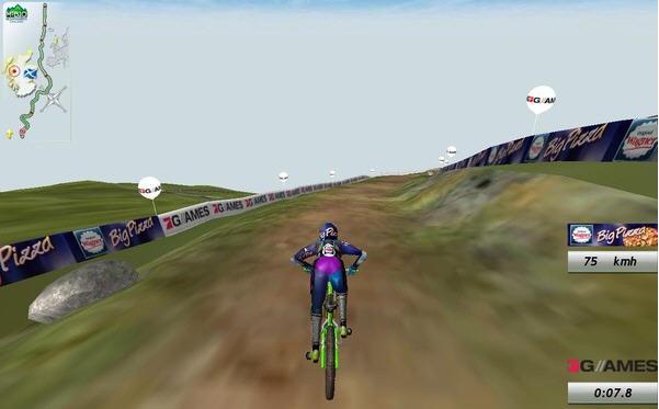 比格披萨山地自行车挑战赛10截图1