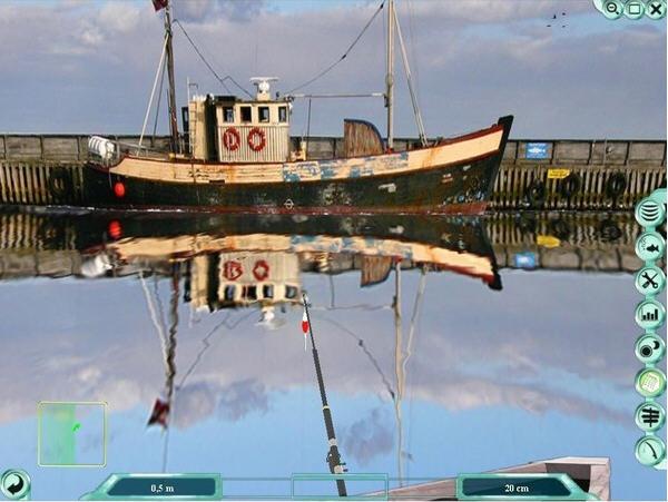 钓鱼模拟2011截图0