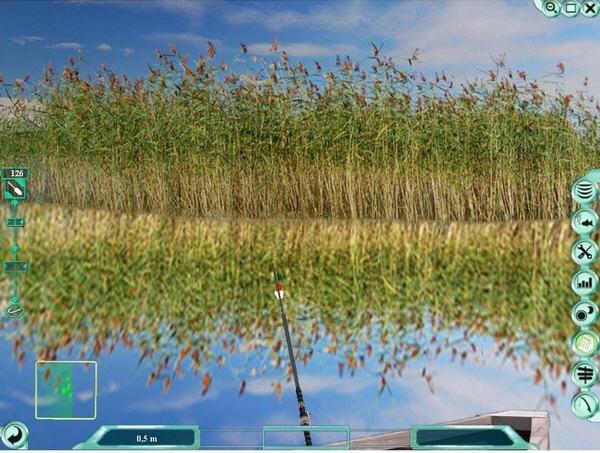 钓鱼模拟2011截图3
