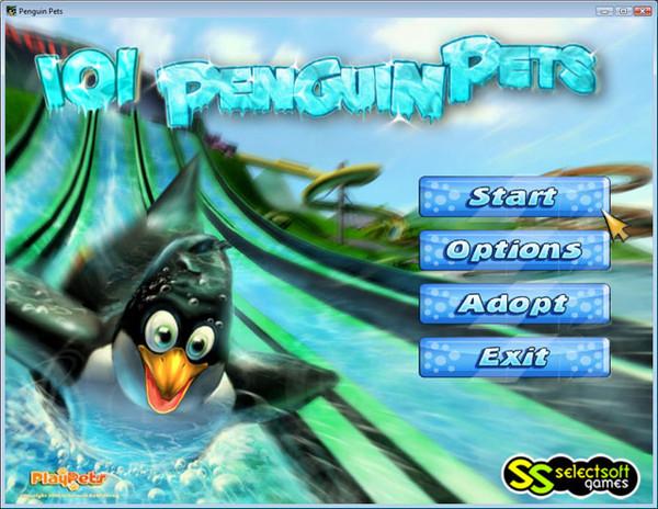 101企鹅宠物截图2