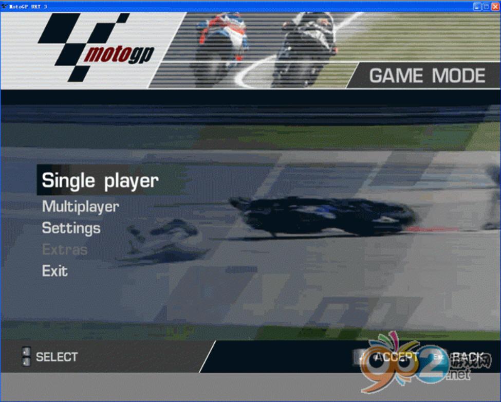 世界摩托车锦标赛3(Moto.GP.3.Ultimate.Racing.Technology)硬盘版截图0