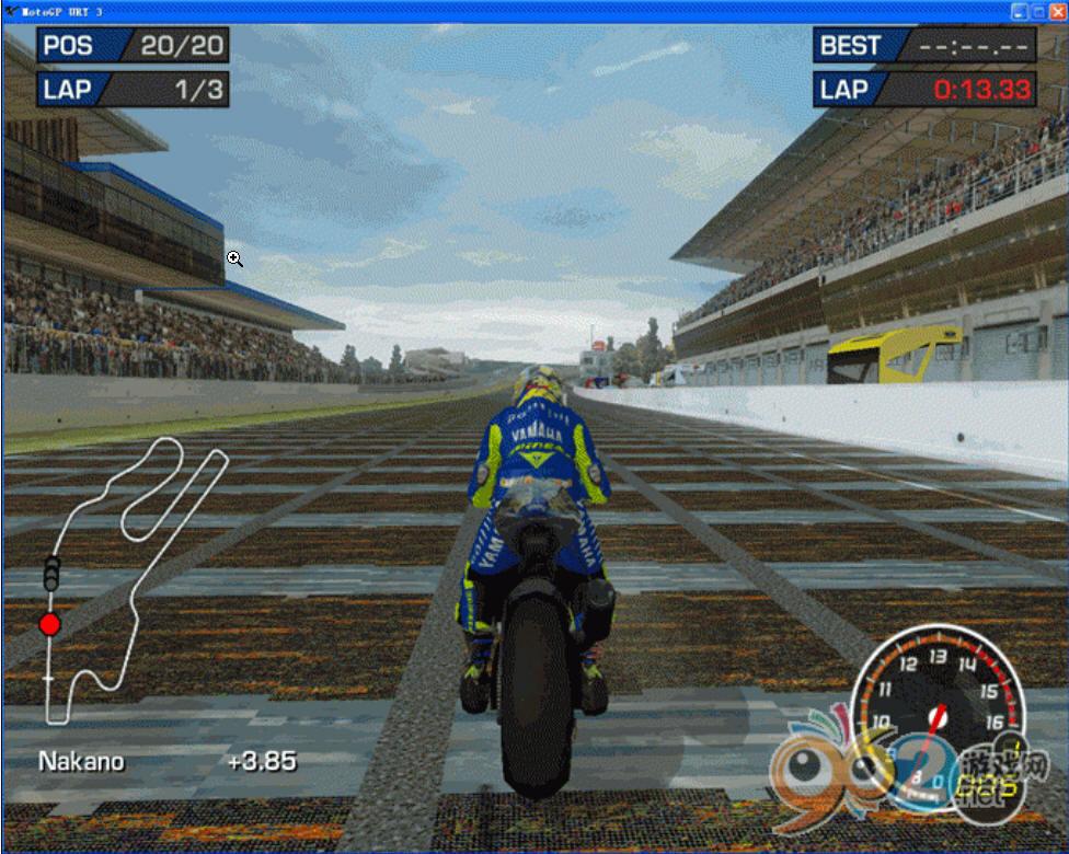 世界摩托车锦标赛3(Moto.GP.3.Ultimate.Racing.Technology)硬盘版截图1