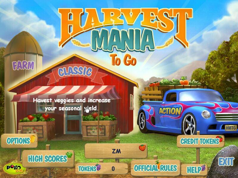 蔬菜娃娃(Harvest Mania To Go)硬盘版截图0