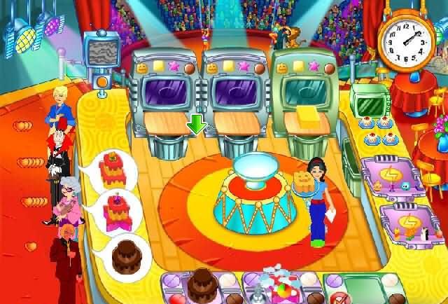 蛋糕工坊(Cake Mania) 硬盘版截图2
