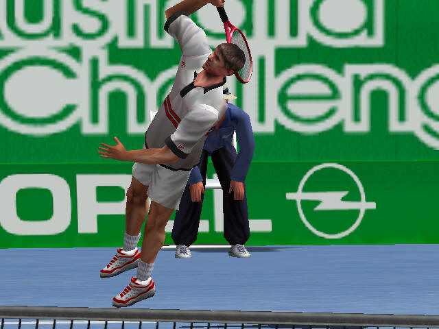 3D网球精英赛硬盘版截图1