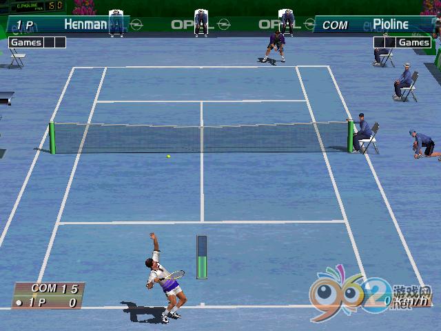 3D网球精英赛硬盘版截图2