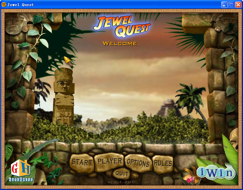 ╠╕й╞л╫ць(Jewel Quest)с╡ел╟Ф╫ьм╪0