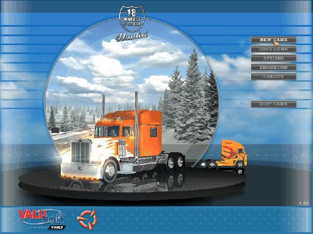 18轮大卡车:搬运能手截图0