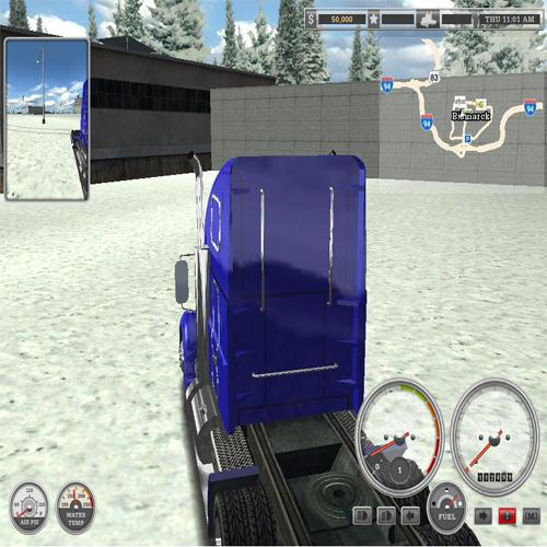 18轮大卡车:搬运能手截图1