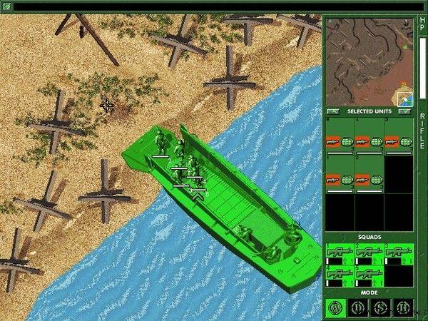 玩具军人5世界大战(ARMYMEN5)硬盘版截图3