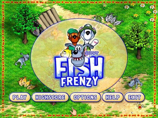 史努伊之偷鱼猫(Snowy - Fish Frenzy)硬盘版截图0