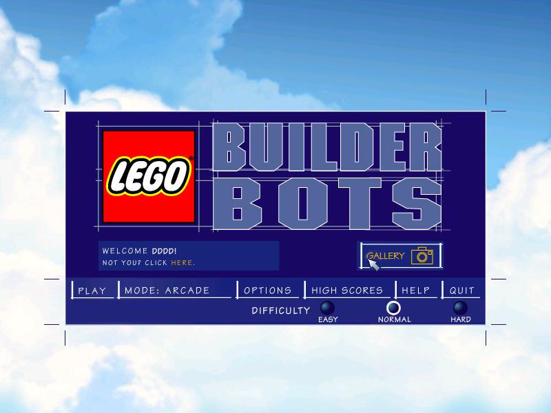乐高建筑机器人硬盘版截图0