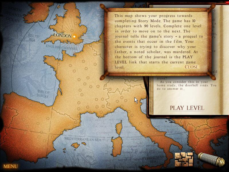 达芬奇密码(The Da Vinci Code)硬盘版截图2