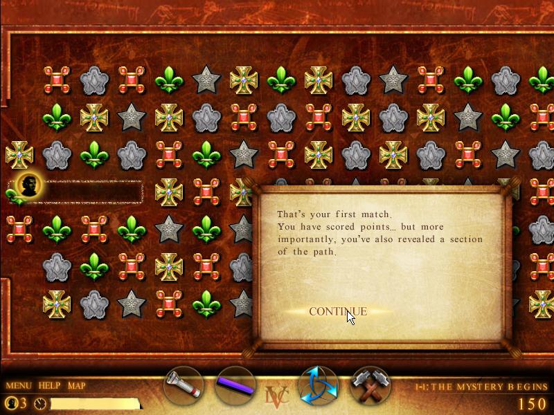 达芬奇密码(The Da Vinci Code)硬盘版截图3