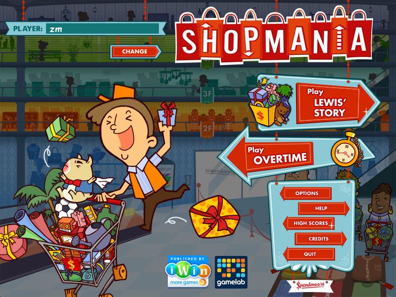 疯狂采购(Shopmania) 硬盘版截图0