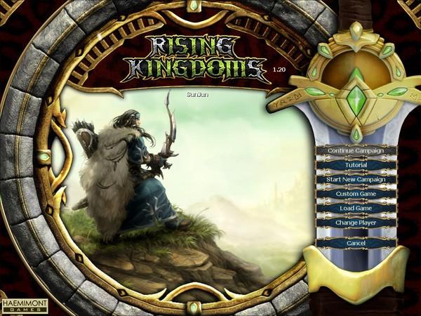 王国兴起(Rising Kingdoms) 硬盘版截图0