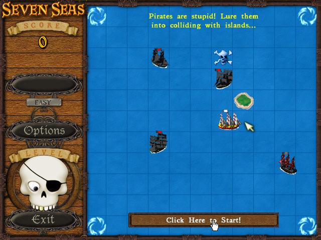海盗船(Seven Seas Deluxe) 硬盘版截图1