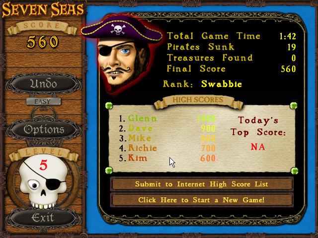 海盗船(Seven Seas Deluxe) 硬盘版截图2