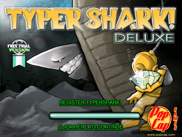 海底寻宝(Typer Shark Deluxe)硬盘版截图0