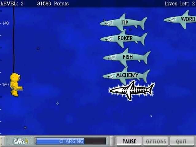 海底寻宝(Typer Shark Deluxe)硬盘版截图2