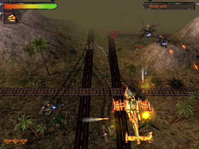 雷电3(Raiden 3)硬盘版截图2