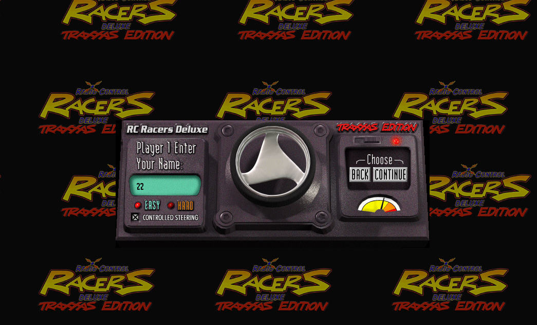 3D豪华遥控赛车(3D Ultra Radio Control Racers Deluxe Traxxas Edition )硬盘版截图1