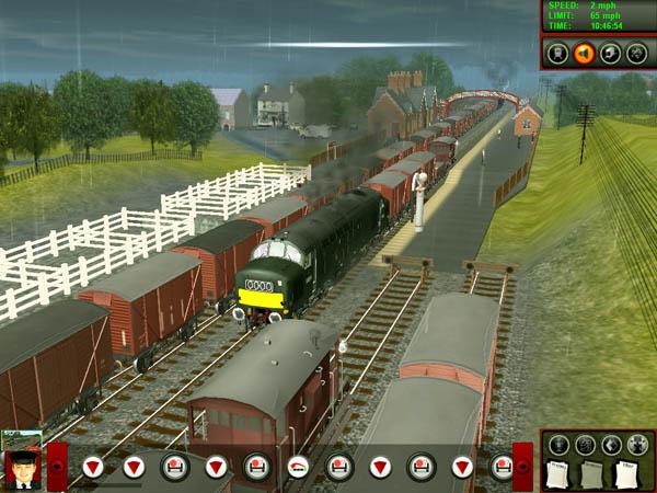 经典火车3(Trainz Classics Volume 3) 完美免安装版截图1